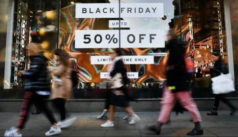 Black Friday, shopping, sale