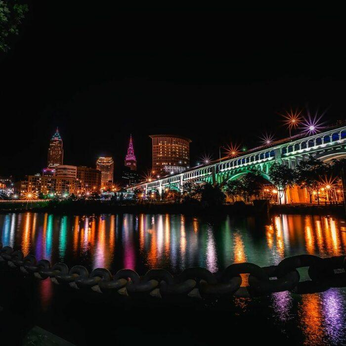 cleveland, cleveland downtown